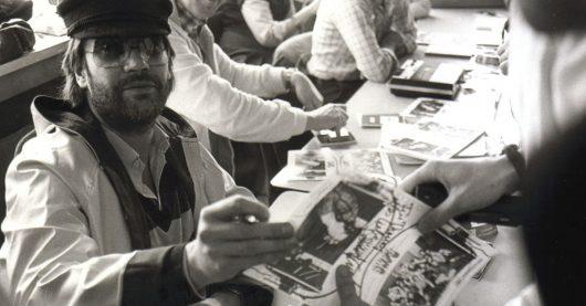 Gerd Leienbach in der SWF3-Autogrammstunde