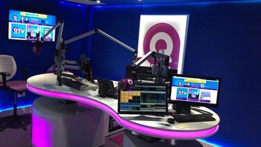 Q Radio Network, Studios Belfast (Foto: Q Radio Network)