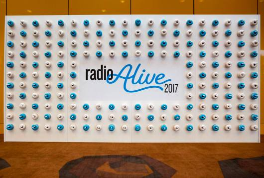 Radiokonferenz Alive 2017 (Foto: © Commercial Radio Australia)