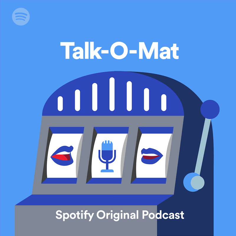 Talk-O-Mat Spotify-Podcast
