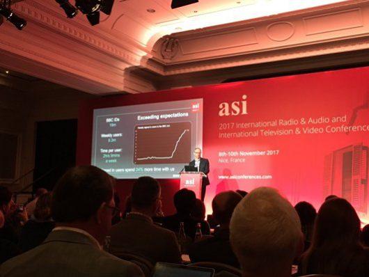 Impression der asi-Konferenz 2017 (Foto: © asi conferences/Advertising Seminars International Limited)