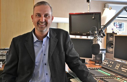 Thorsten Rother (Bild: RADIO SALÜ)