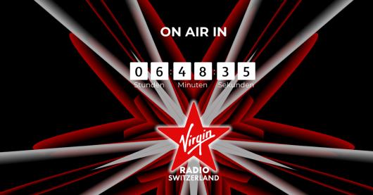 Virgin Radio Switzerland startet am 17.01.2018 um 7 Uhr