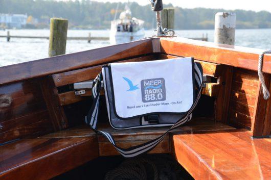 Meer Radio-Tasche (Bild: Meer Radio)