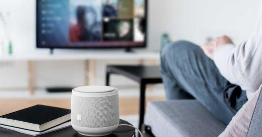 Hallo Magenta: Telekom stellt eigenen Smart Speaker vor (Bild: Deutsche Telekom)
