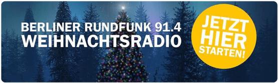 Berliner Rundfunk Weihnachtsradio
