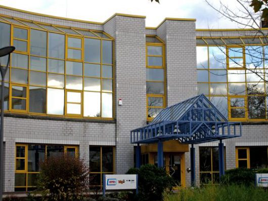 RPR 1-Funkhaus in Ludwigshafen (Bild: Hendrik Leuker)