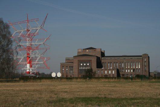 NDR auf Kurzwelle: Sendestelle Nauen (Bild: ©MEDIA BROADCAST)