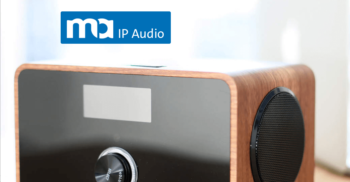 ma ip audio