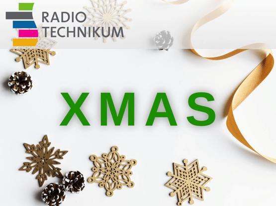Weihnachtsradio: Radio Technikum XMAS