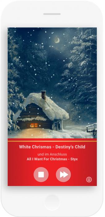 Weihnachtsradio App