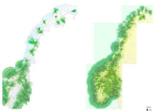 Norwegen Digitalradio DAB+