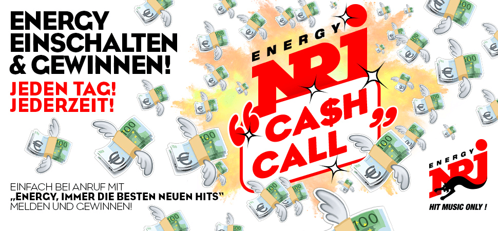 ENERGY Cash Call
