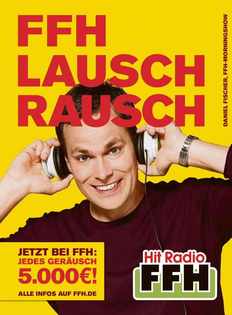 FFH 2018: LauschRausch mit Daniel Fischer