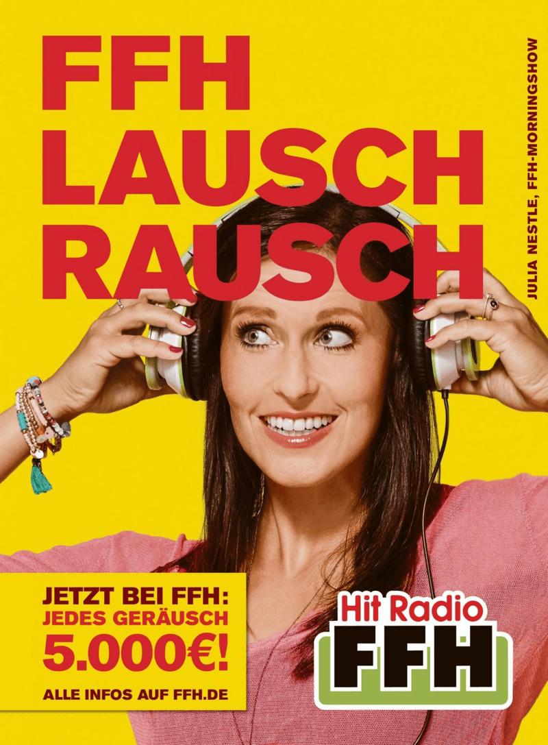 FFH 2018: LauschRausch mit Julia