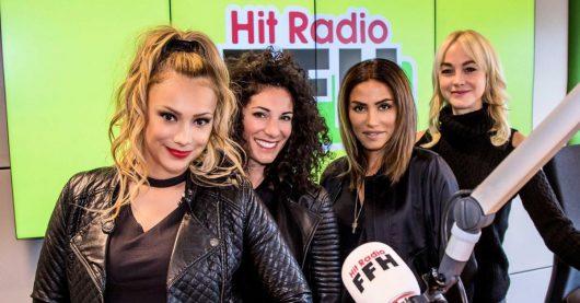 Sabrina Setlur, Radost Bokel, Janina Russ, Evren Gezer machen den FFH-Frauen-Podcast