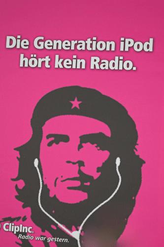 Radio Day-Plakat von 2008