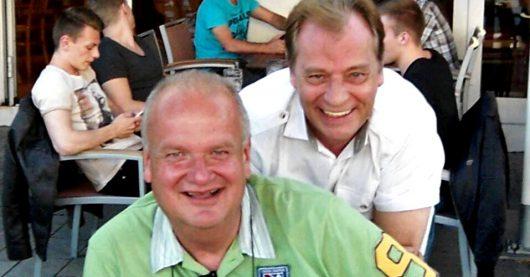 """""""Dreamteam"""" Jürgen Frahne und Frank Dignass (Bild: FM Kompakt)"""