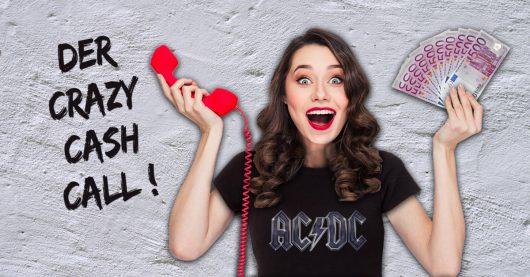 ROCK ANTENNE Crazy Cash-Call