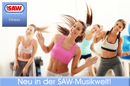 Neue Radio SAW-Webradios: Fitness