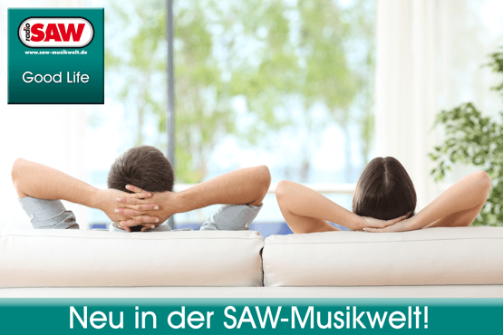 Neue Radio SAW-Webradios: Good Life