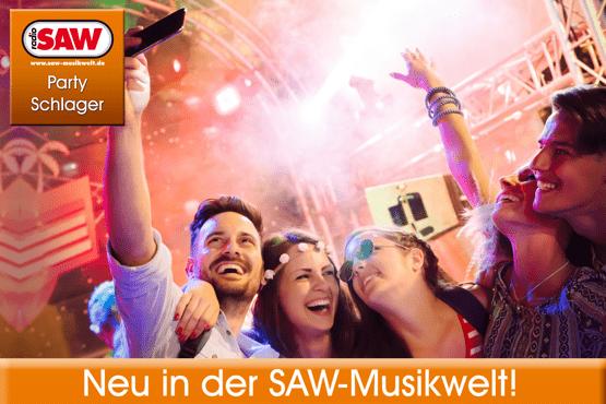 radio SAW startet neue Webradios: Partyschlager