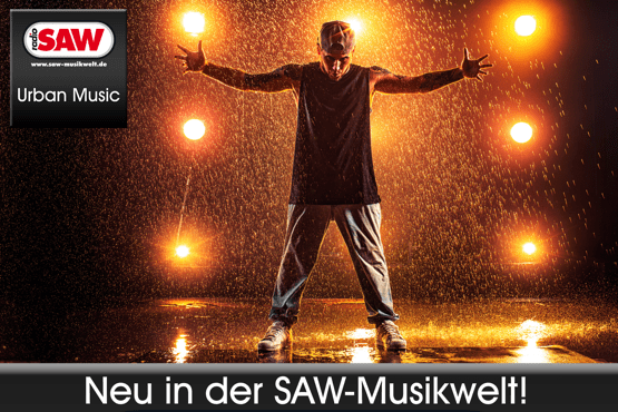 radio SAW startet neue Webradios: Urban Music