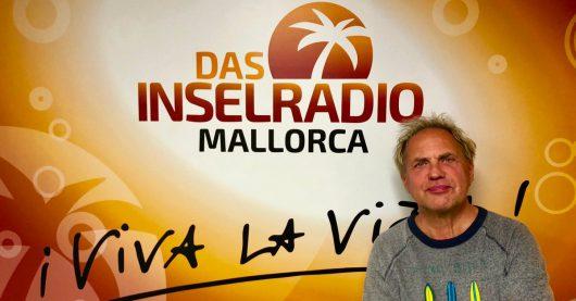 Uwe Ochsenknecht (Bild: ©Inselradio Mallorca)
