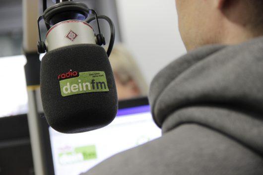 deinFM-Mikro (Bild: ©deinFM)