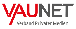VPRT VAUNET Neues Logo