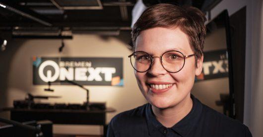 BremenNEXT-Programmchefin Felicia Reinstädt (Bild: © Radio Bremen/Patrick Schulze)