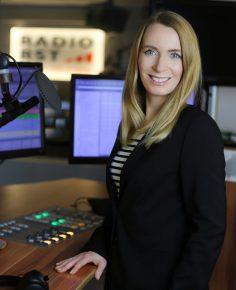Kathleen Berger (Bild: © RADIO RST)