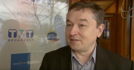 Peter Maisel (Bild: Kultradio/YouTube)