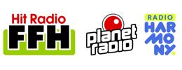 Digitalradio: FFH, planet radio und harmony.fm ab 4.4. in ganz Hessen über DAB+ zu hören