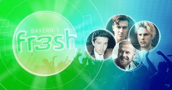 BAYERN 3 fresh Hit-Festival (Bild: BR-Homepage)