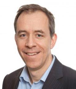 World DAB-Präsident Patrick Hannon