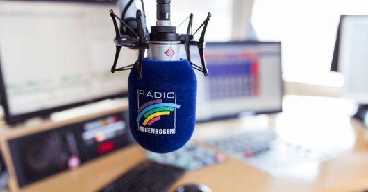 Radio Regenbogen Mischpult