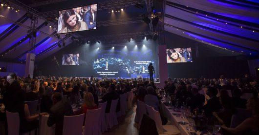 Radio Regenbogen RR Award mit Lena