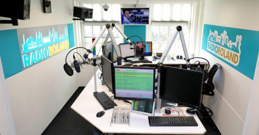 Radio Roland-Sendestudio (Bild: ©radio ffn)