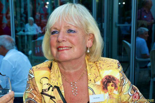 Ulla Norden feierte am 15. Juli 2007 50 Jahre Radio Luxemburg (Bild: ©Ulrich Köring)