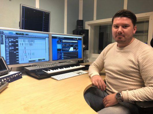NRK in Norwegen jetzt mit Blueprint Logos – Christer Johan Pettersen-Dahl (Bild: NRK)