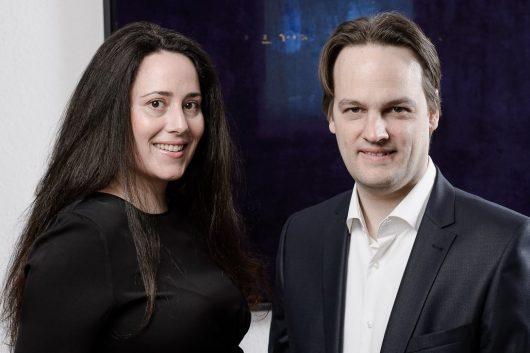 Lea und Jochen Maass (Bild: MAASS·GENAU)