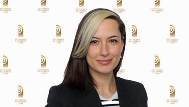 Nadia Zaboura (Bild: ©Deutscher Radiopreis)