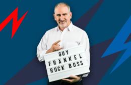 Guy Fränkel, Geschäftsführer und Programmdirektor ROCK ANTENNE (Foto: Antenne Bayern)