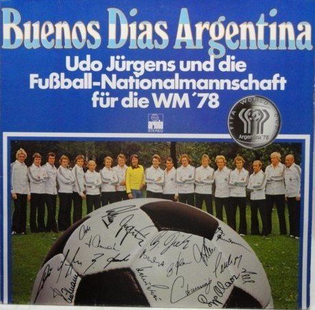 Die erfolgreichsten WM-Songs; Buenas Dias Argentina