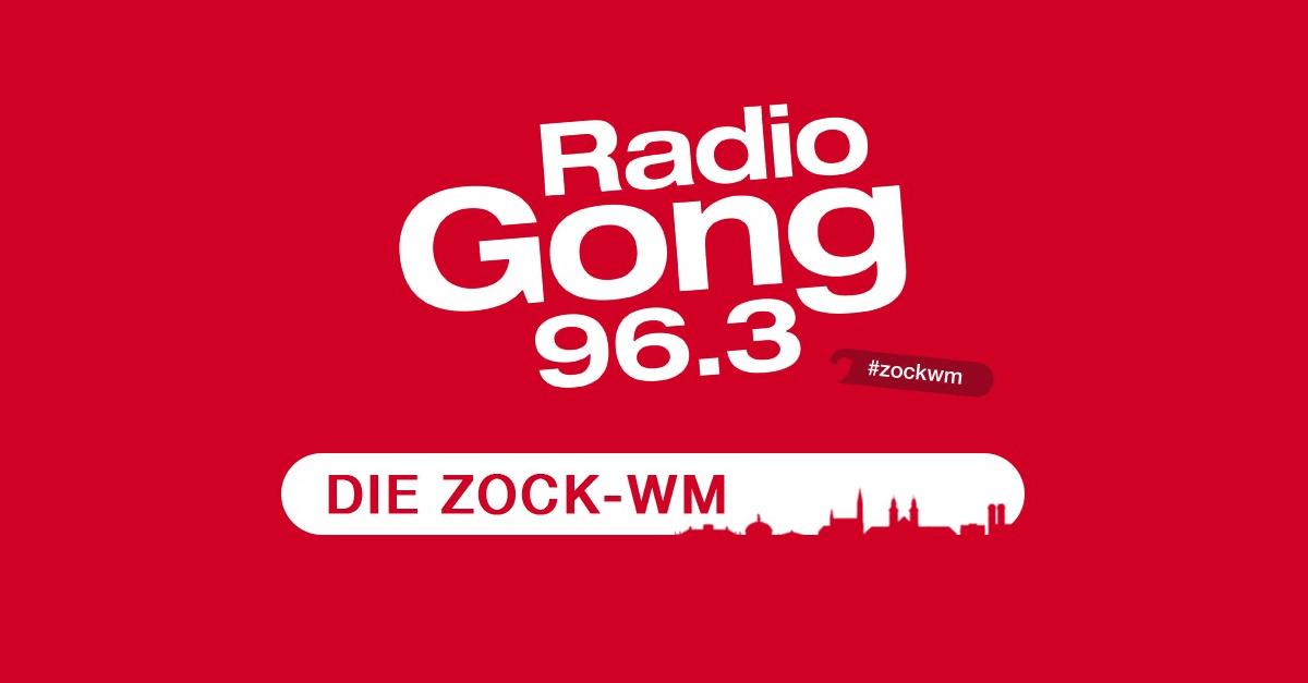 Die Gong 96.3-Zock-WM auf Twitch