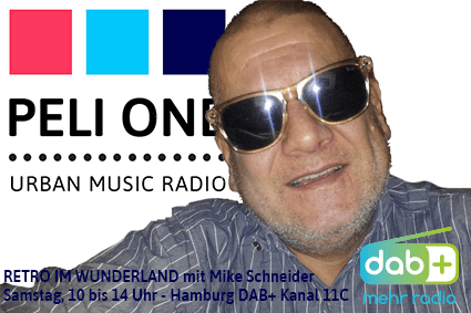 Mike Schneider wieder in Hamburg on air (BIld: PELI ONE/Mike Schneider)