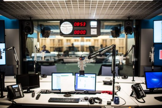 NPR Weekend Edition (Bild: ©Stephen Voss/NPR)