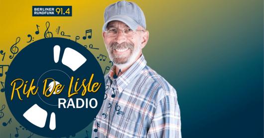 Der Alte Ami startet Rik De Lisle Radio für ganz Deutschland