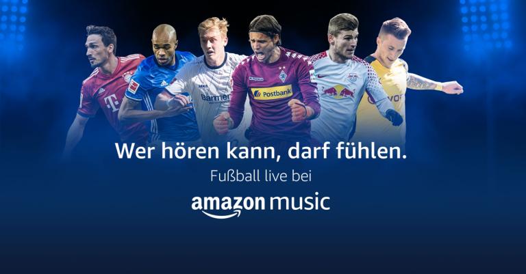 Amazon Fußball Live